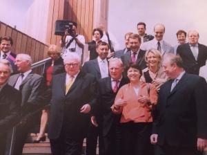 L'inauguration du Colysée , un des grands moments de ce premier mandat